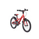 s'cool XXlite 18 Childrens Bike alloy red/black